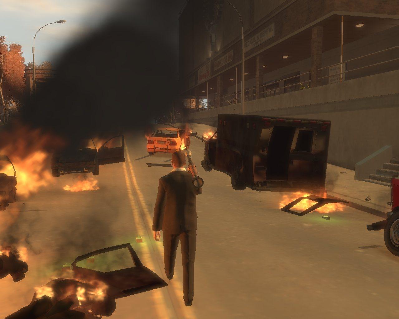 A'm muthafuckin Nico Bellic =) - Grand Theft Auto 4