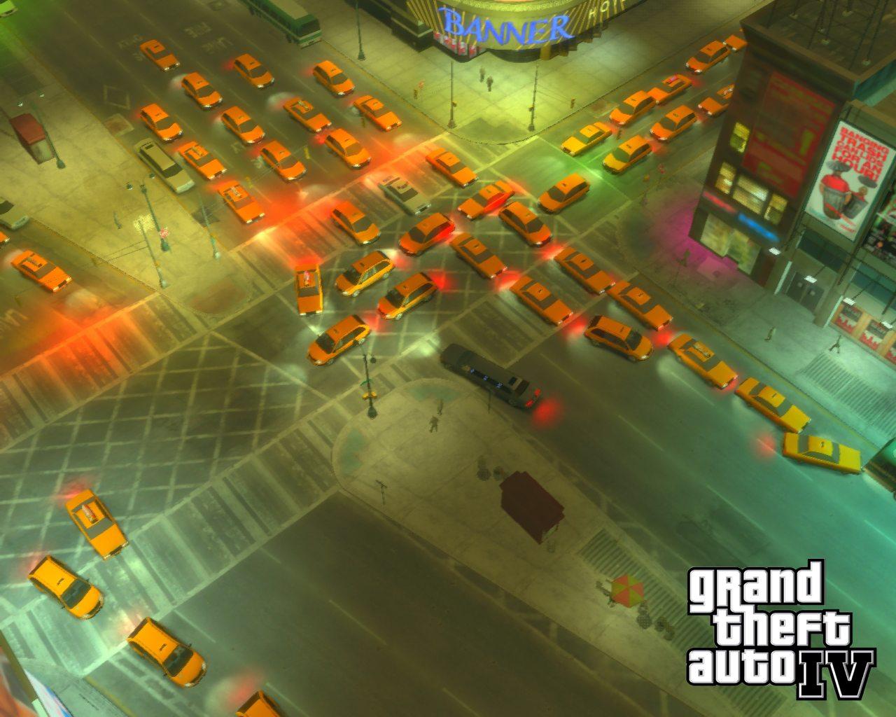 Liberty - Grand Theft Auto 4