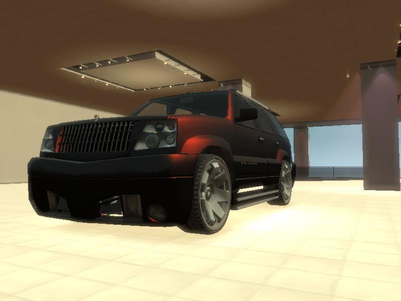 Cavalcade - Grand Theft Auto 4