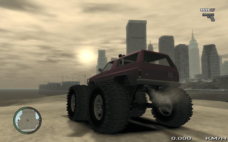 BigFoot - Grand Theft Auto 4