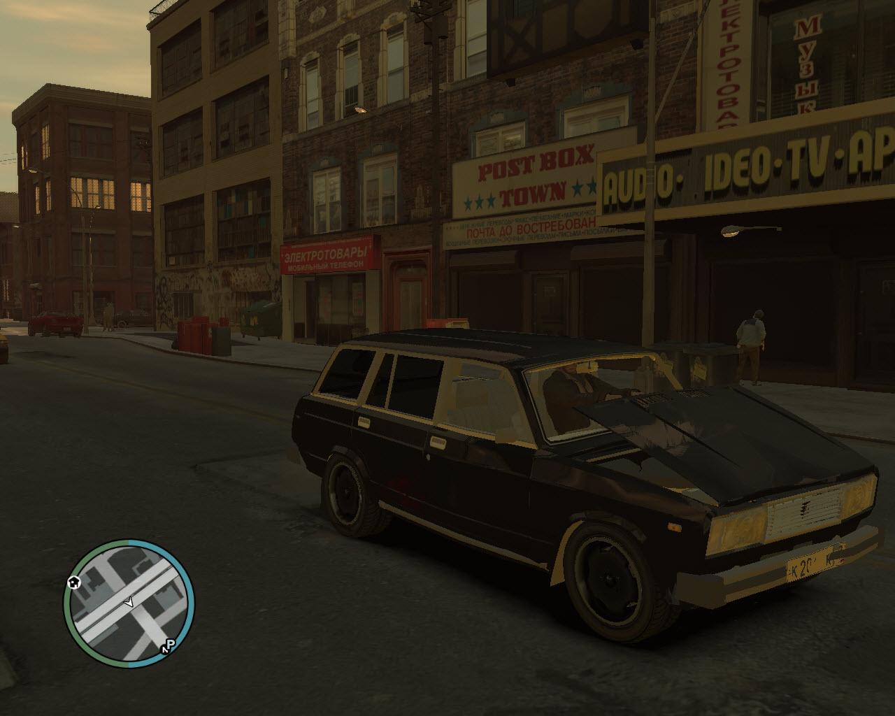 е - Grand Theft Auto 4