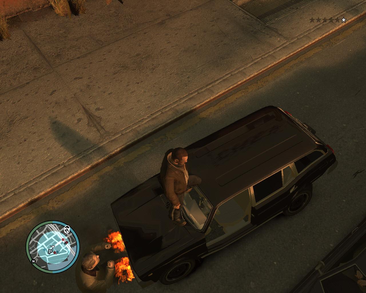 з - Grand Theft Auto 4