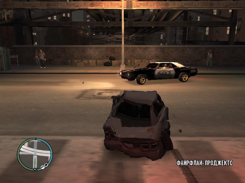 ------- - Grand Theft Auto 4