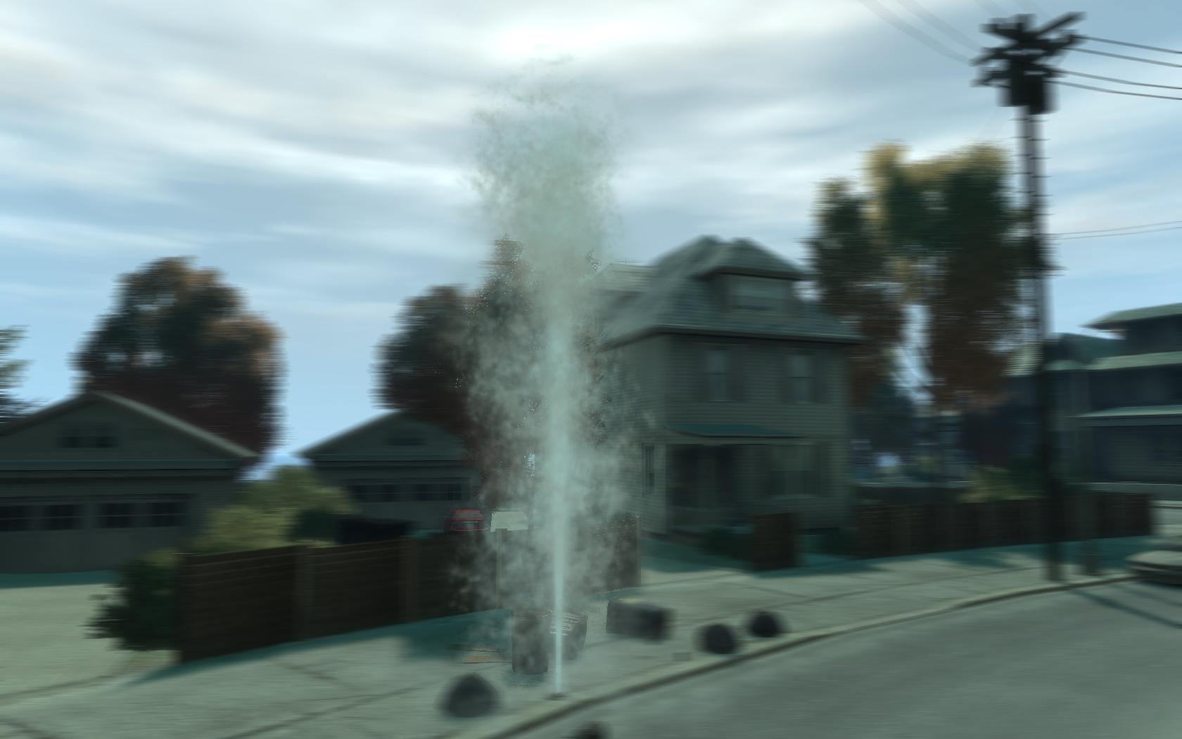 пожарный кран - Grand Theft Auto 4
