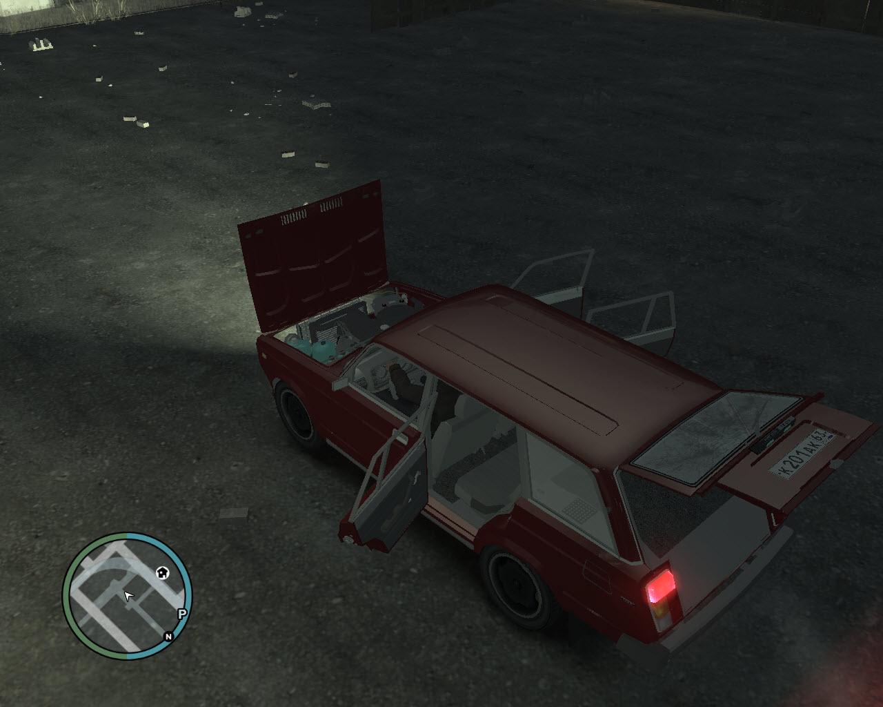 6 - Grand Theft Auto 4