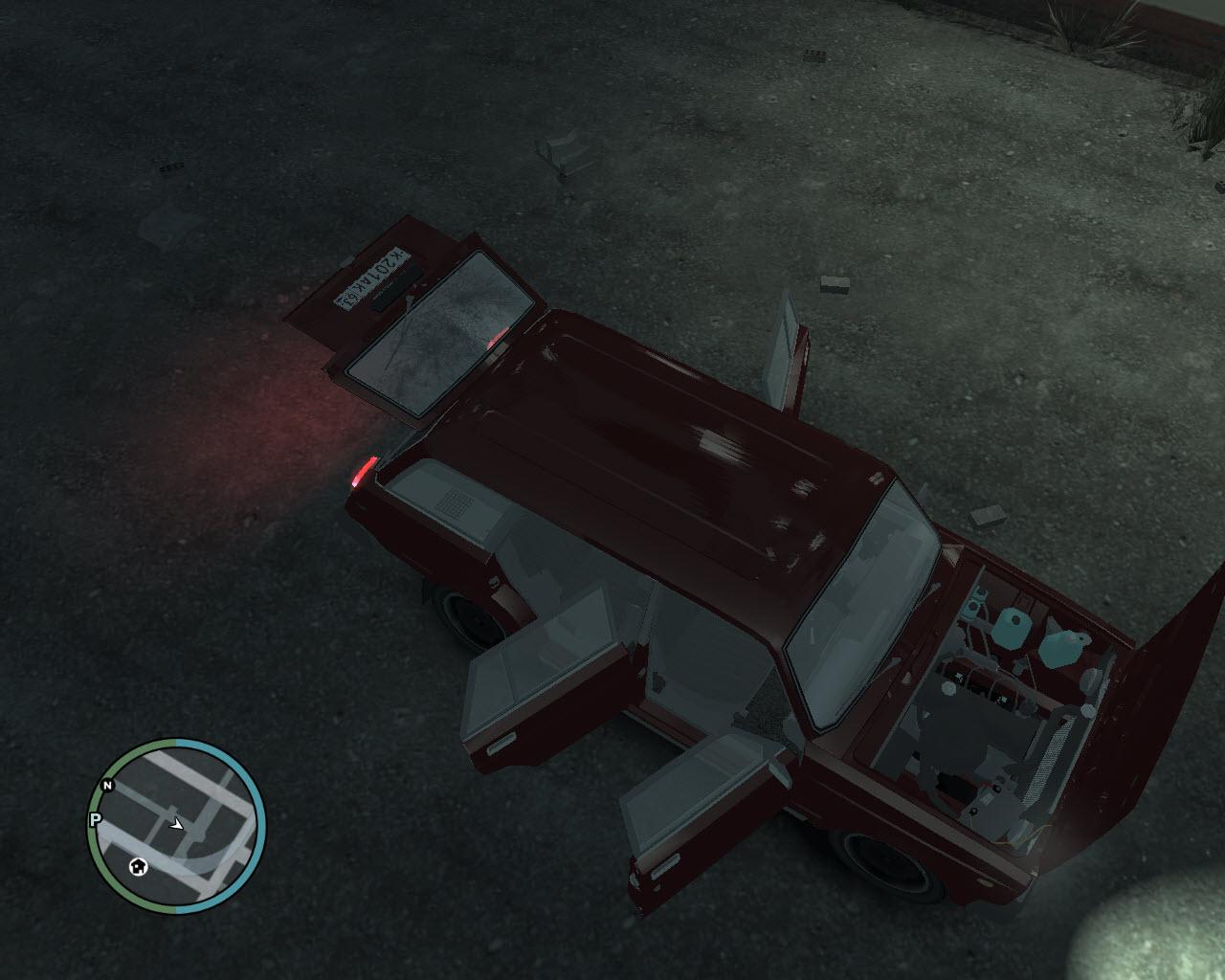 7 - Grand Theft Auto 4