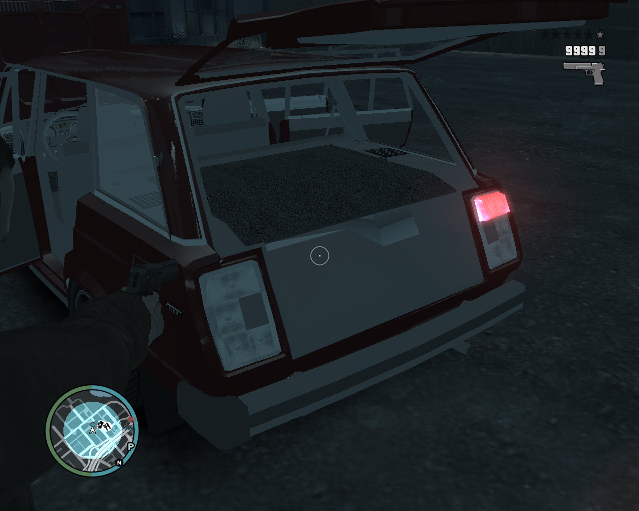 8 - Grand Theft Auto 4
