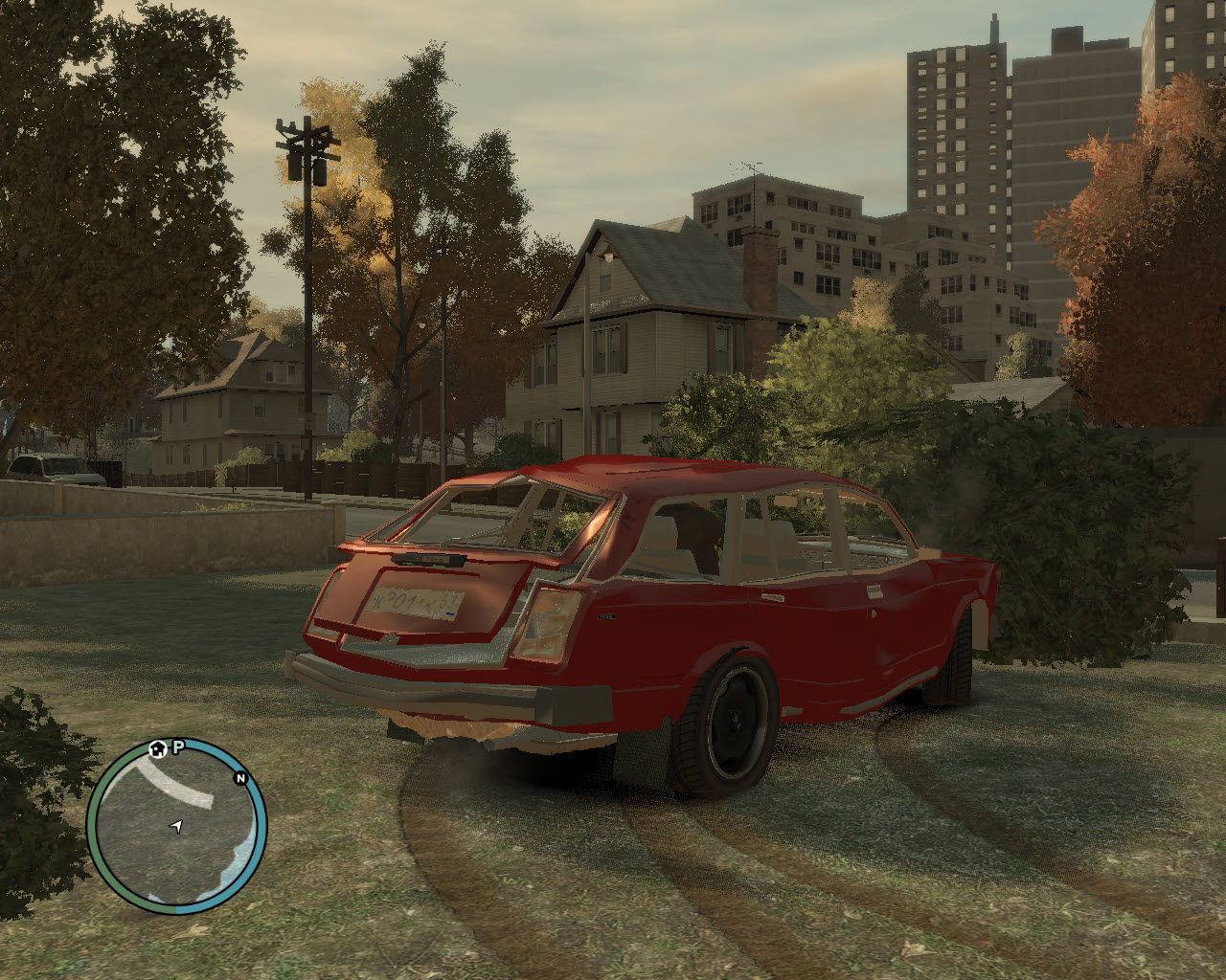 9 - Grand Theft Auto 4