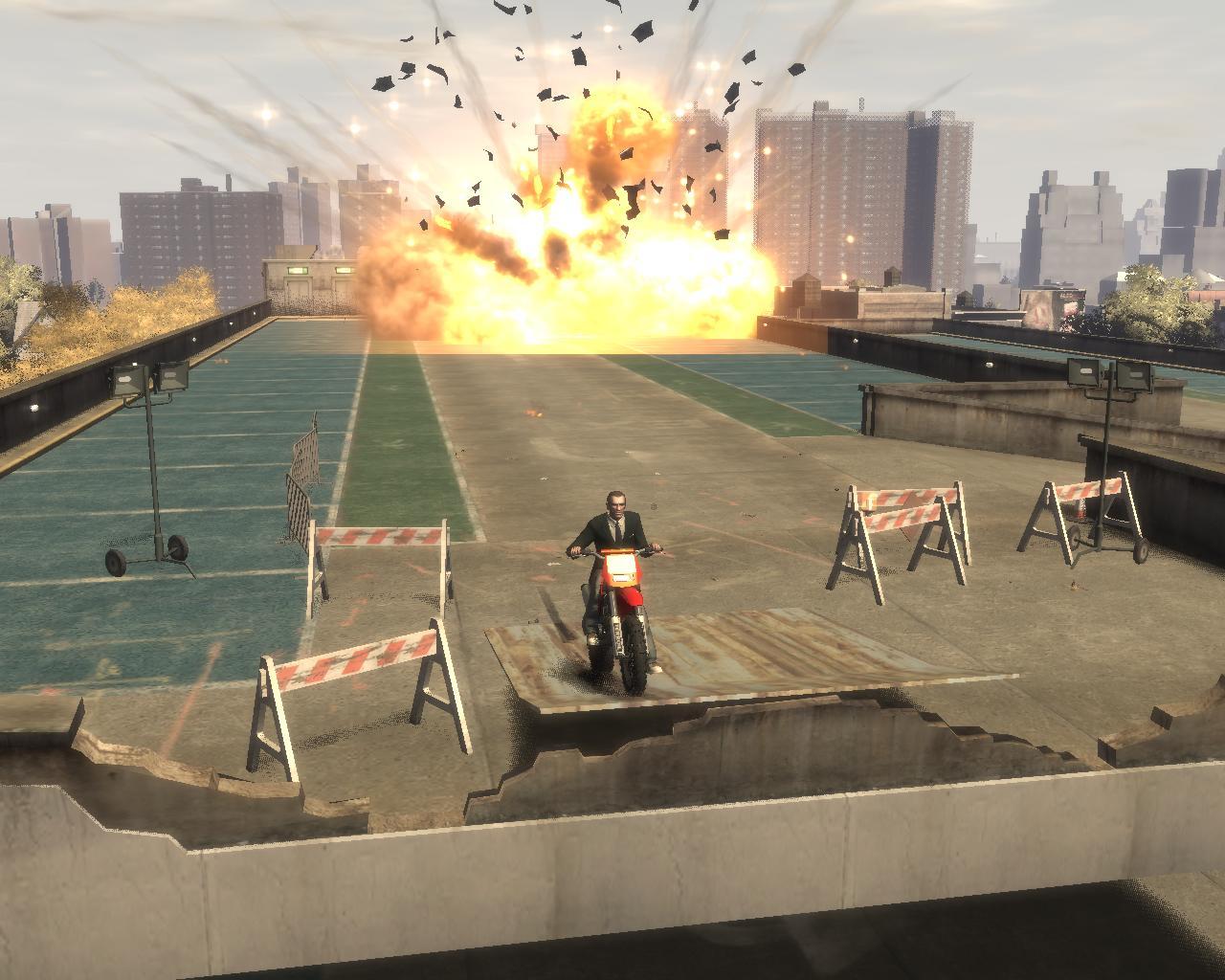 Чем не хуже адреналина? - Grand Theft Auto 4