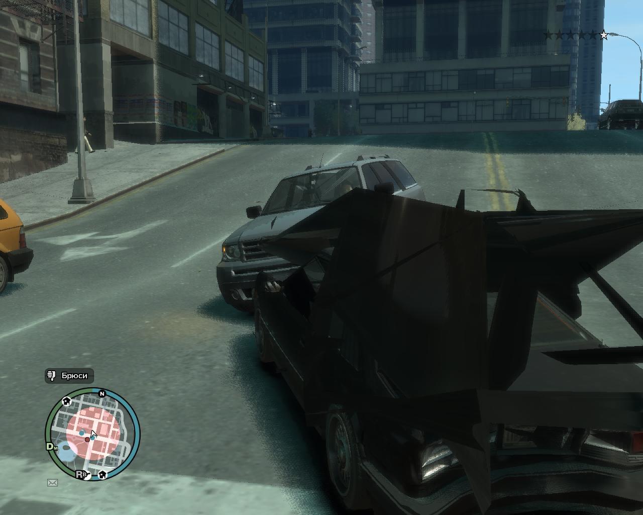 Полная жопа 2! - Grand Theft Auto 4 Баг