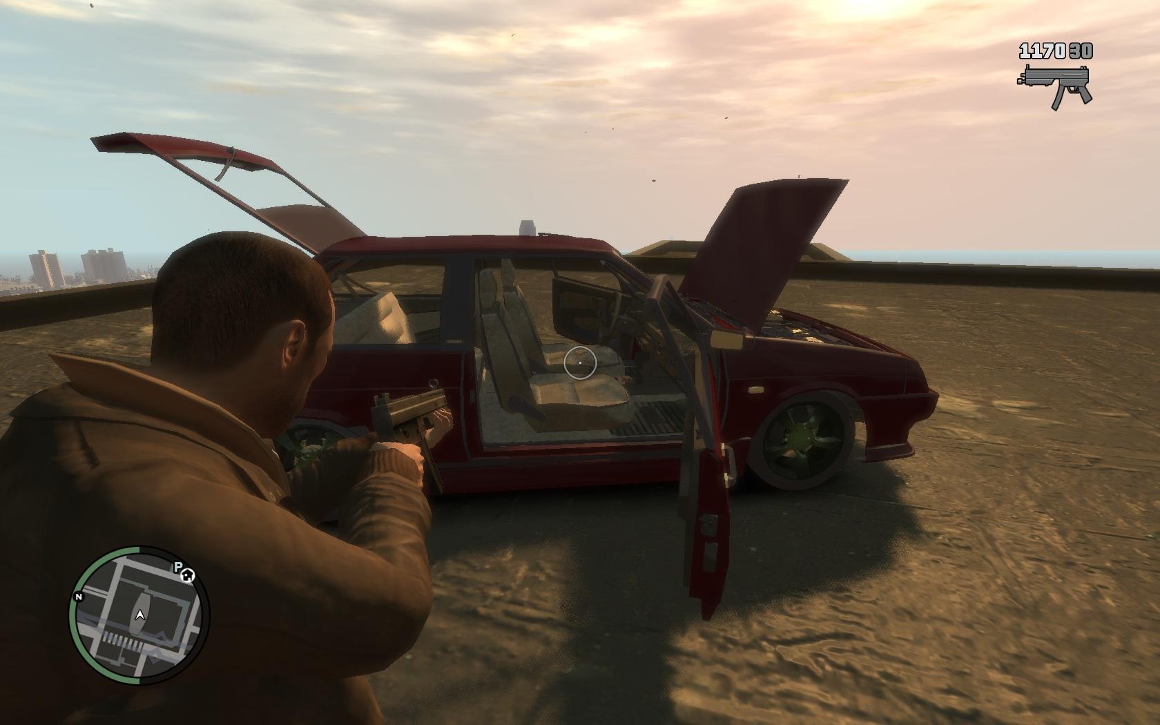 lada12 - Grand Theft Auto 4