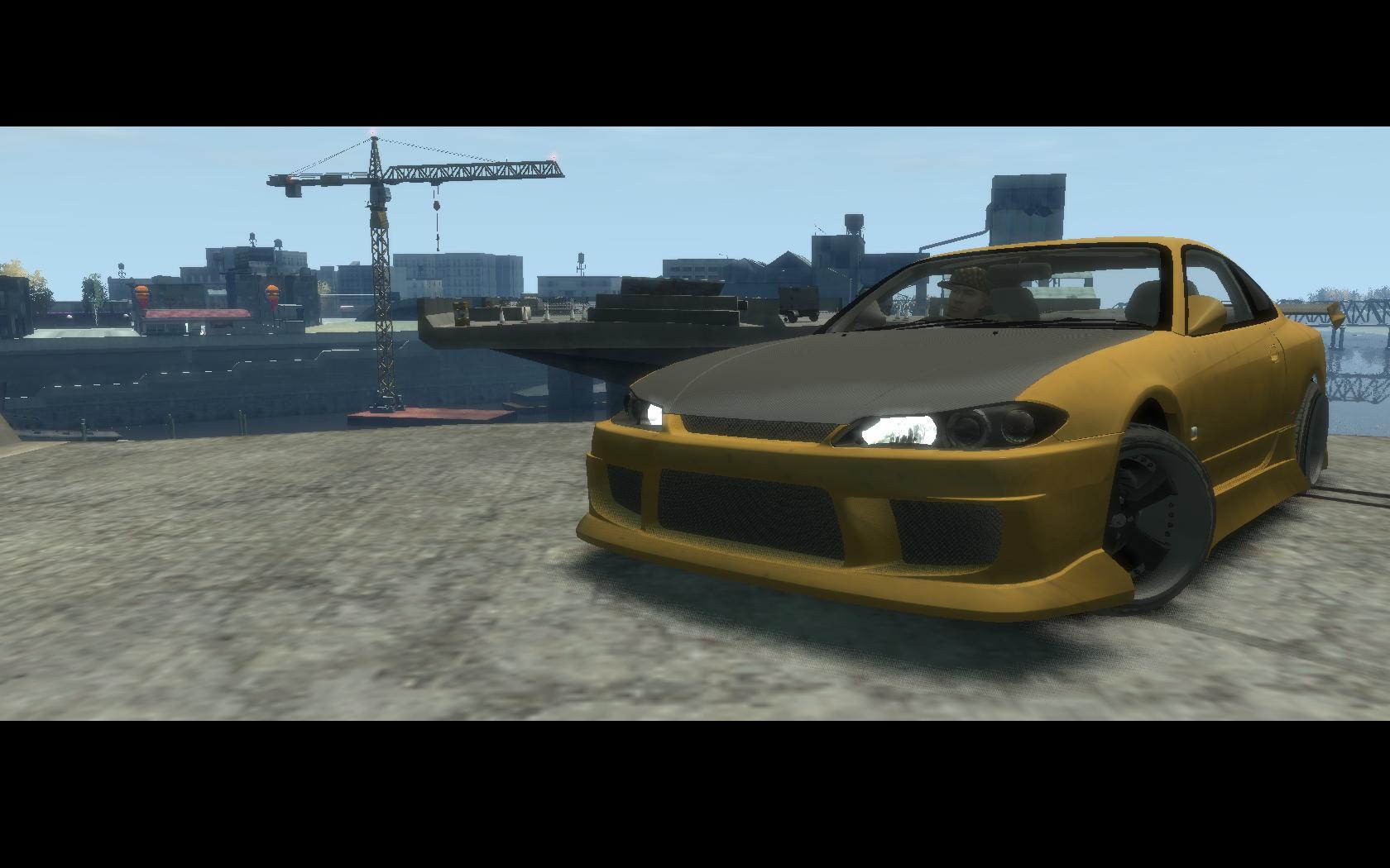 дрифт конкурс3 - Grand Theft Auto 4