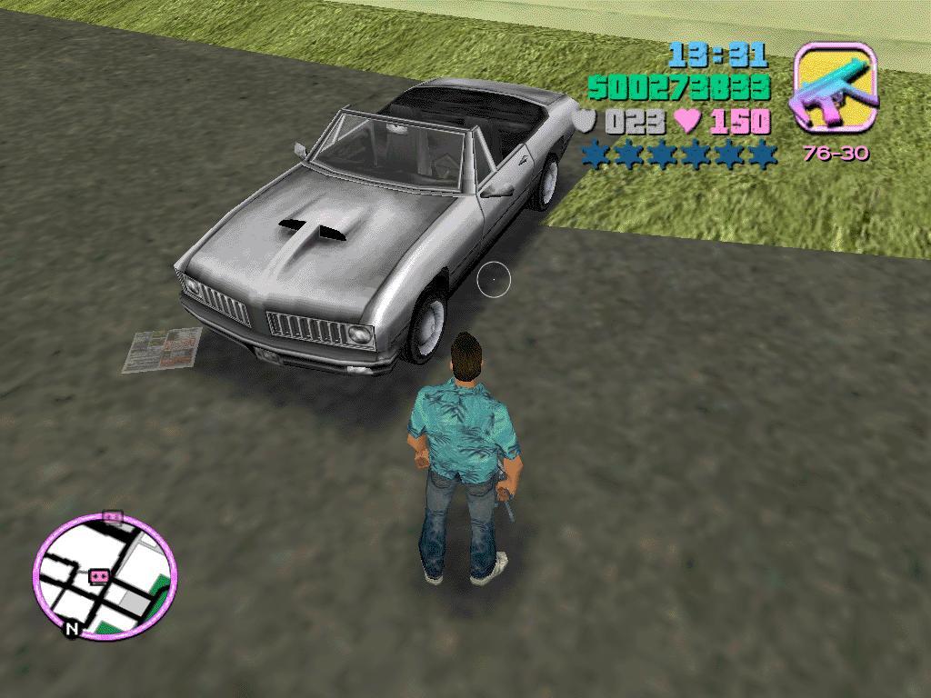 Stallion3 - Grand Theft Auto 4
