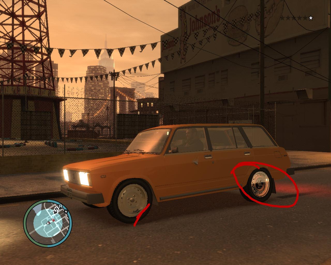 эхх - Grand Theft Auto 4