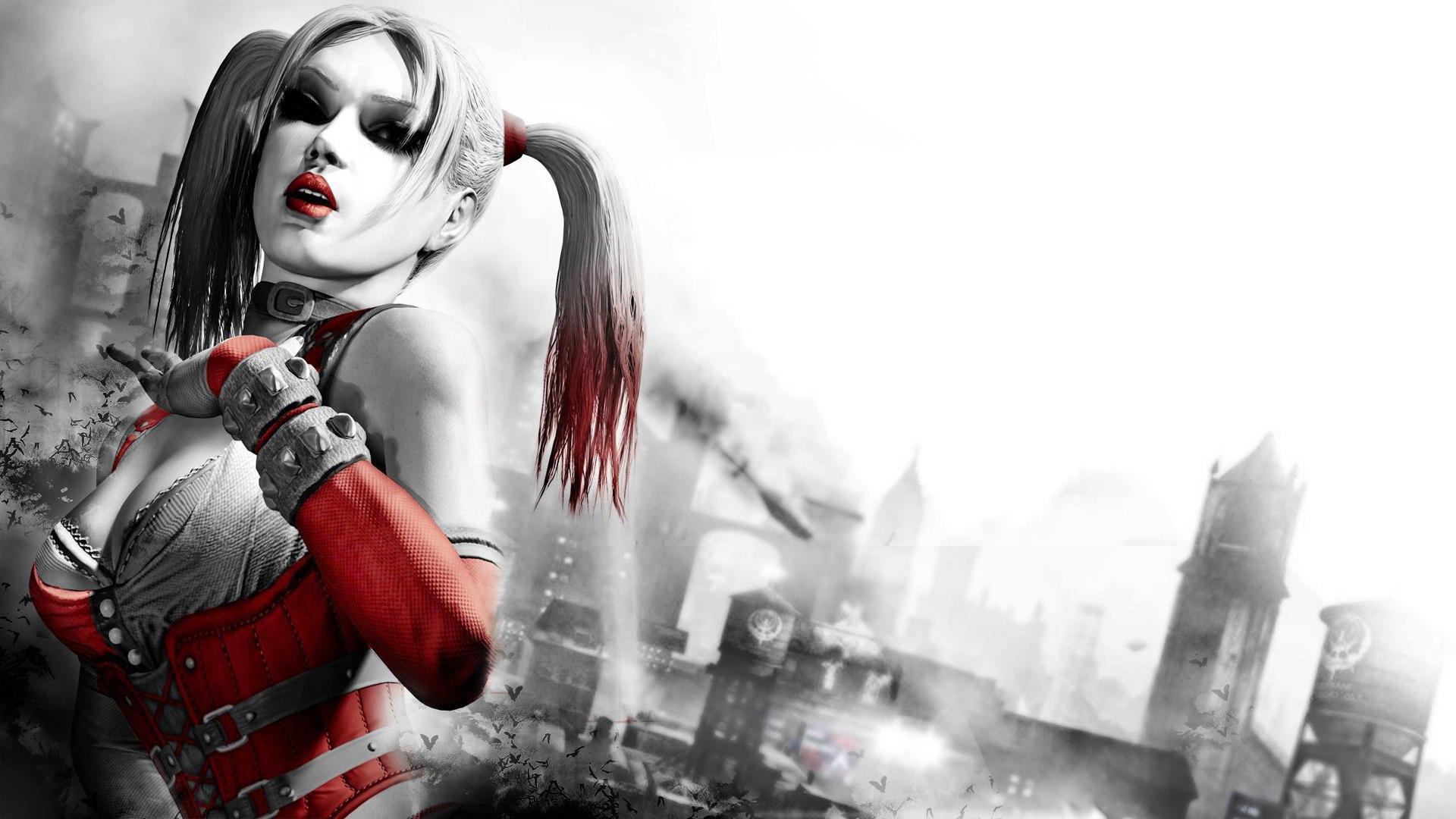 Harley Quinn - - Batman: Arkham City