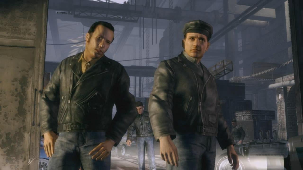 Хот род 2 - Mafia 2