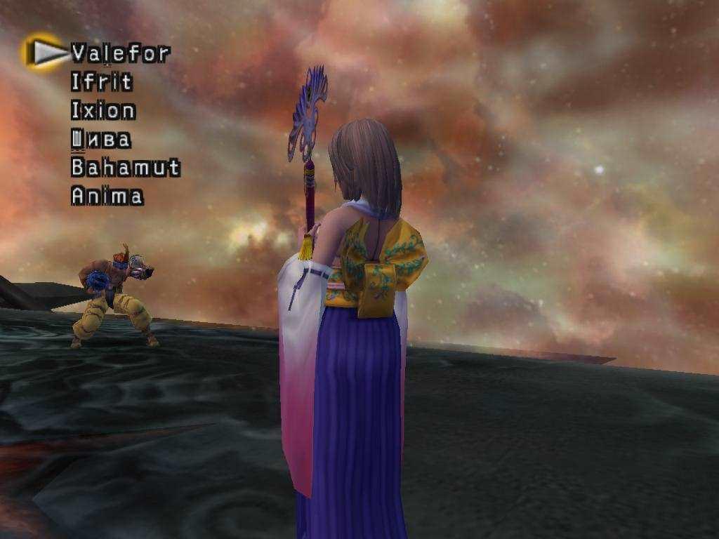Final Fantasy 10 - Final Fantasy 10