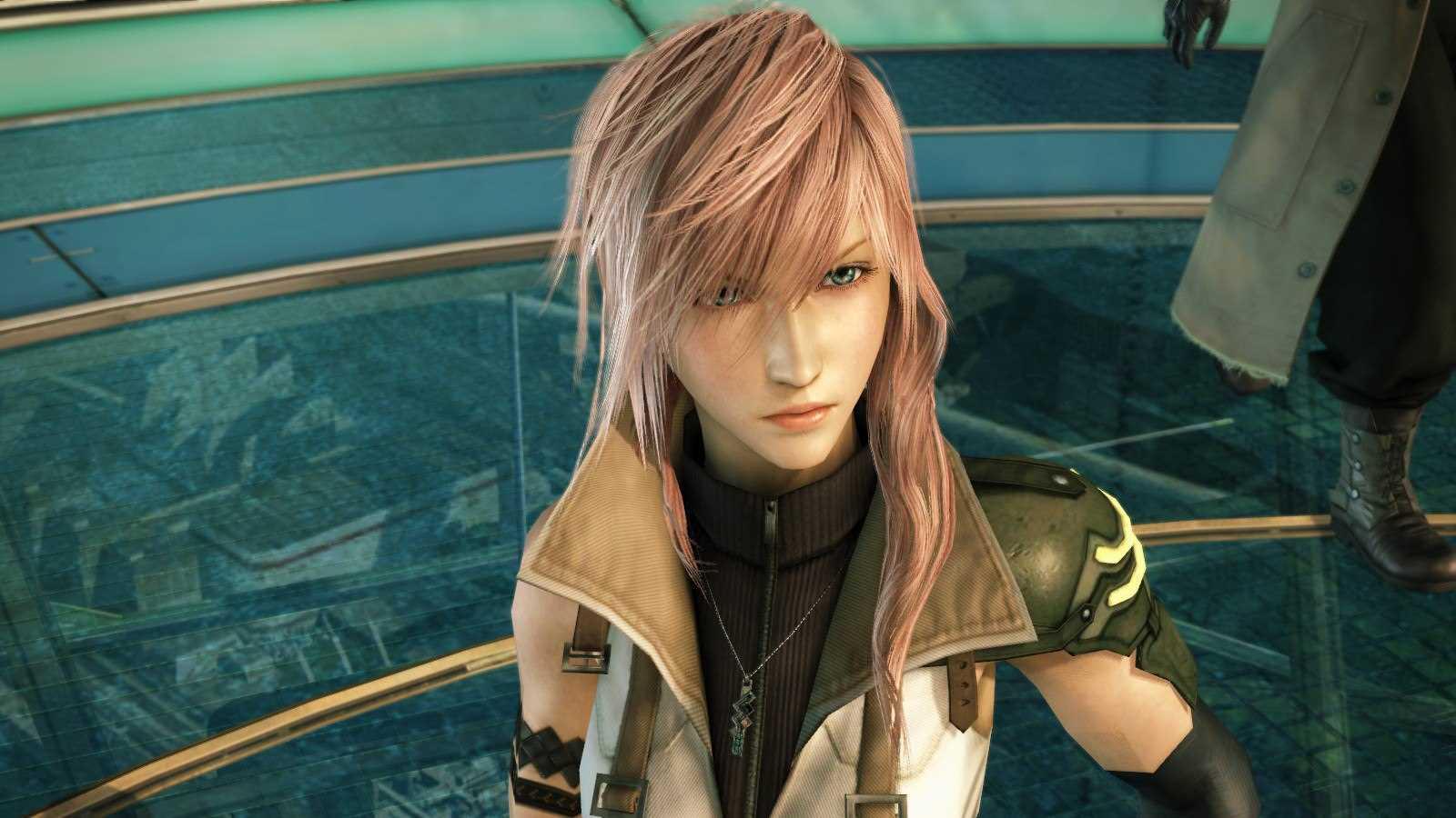 Final Fantasy XIII драйвера
