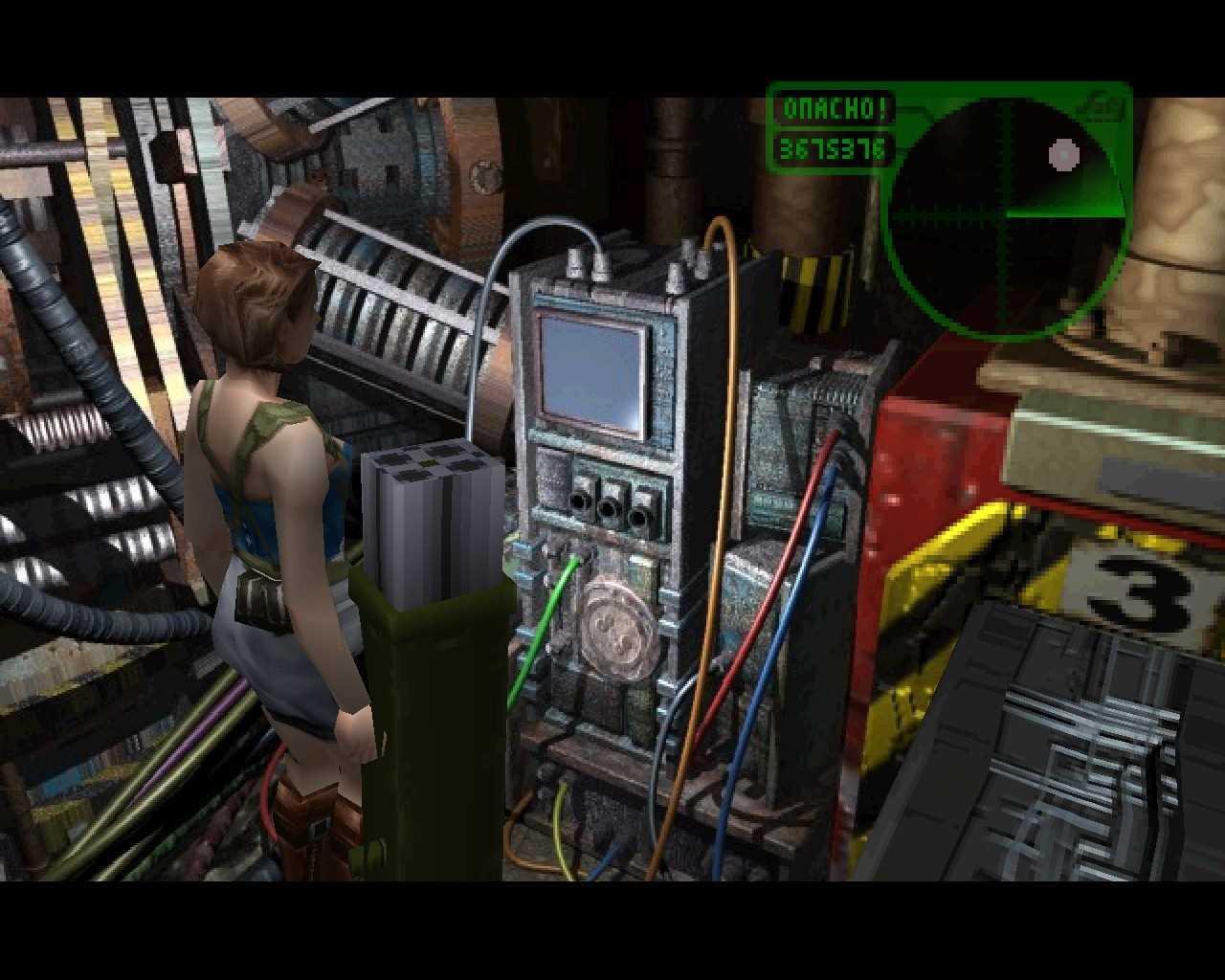 Resident Evil 3 - Resident Evil 3: Nemesis