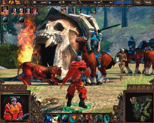 Второй скрин к SpellForce 2 - SpellForce 2: Shadow Wars