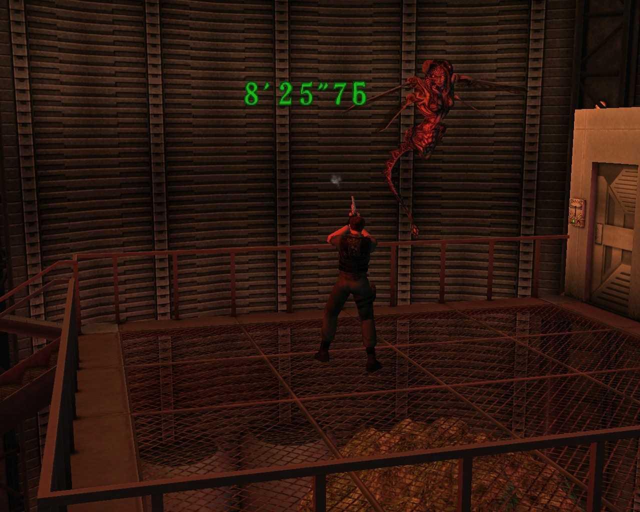 Resident Evil Code: Veronica X - Resident Evil Code: Veronica X