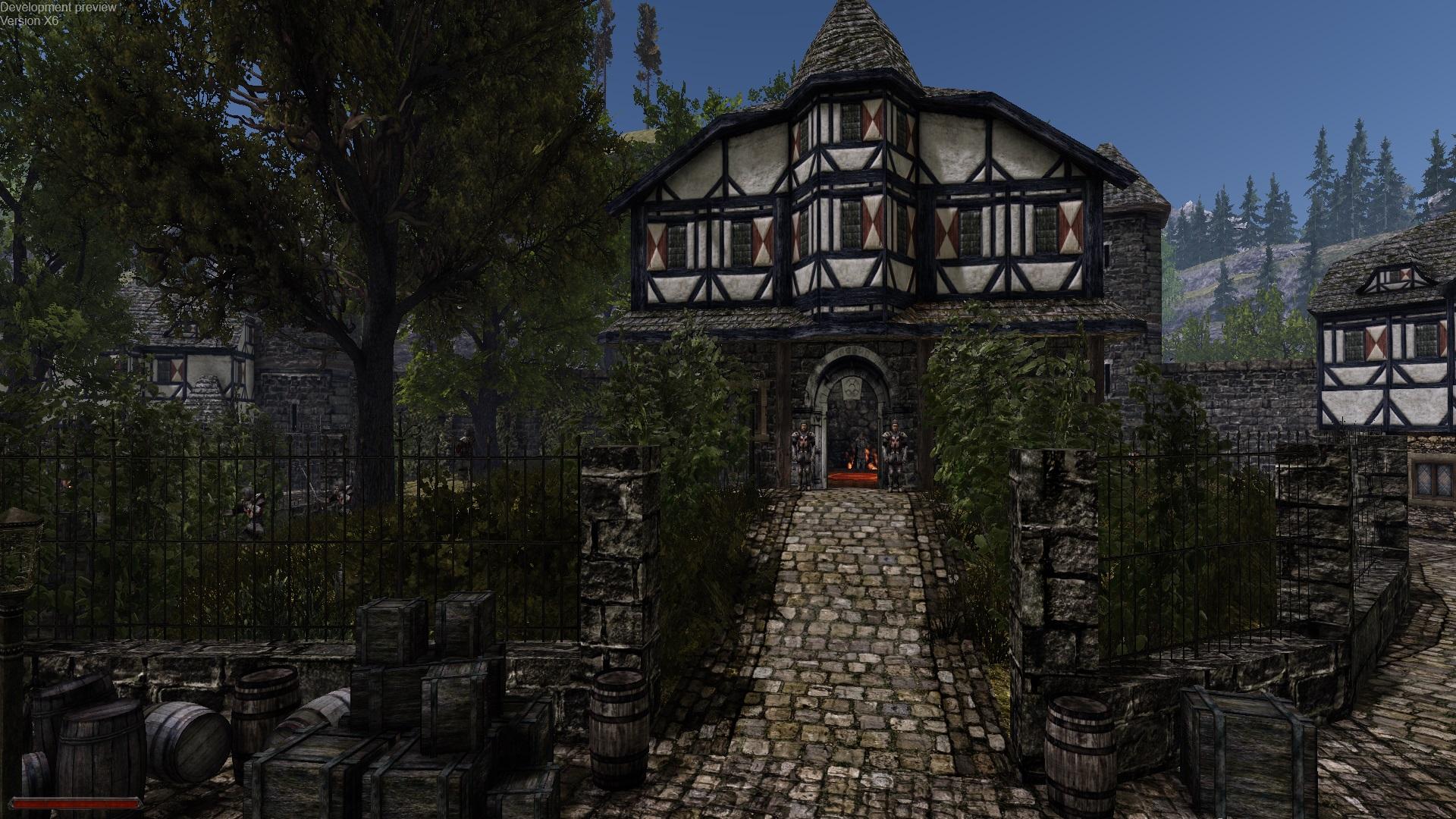 Master Race - Gothic