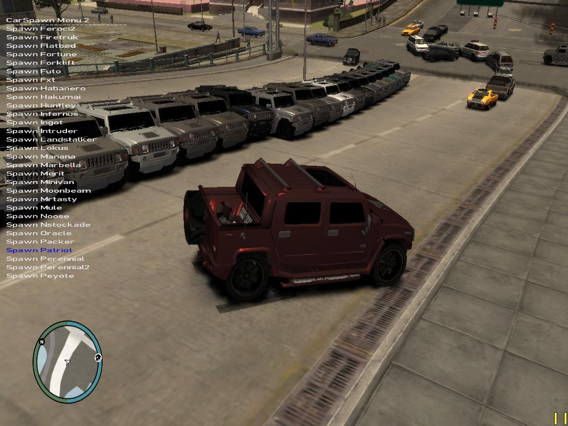 Hummer H2 - Grand Theft Auto 4
