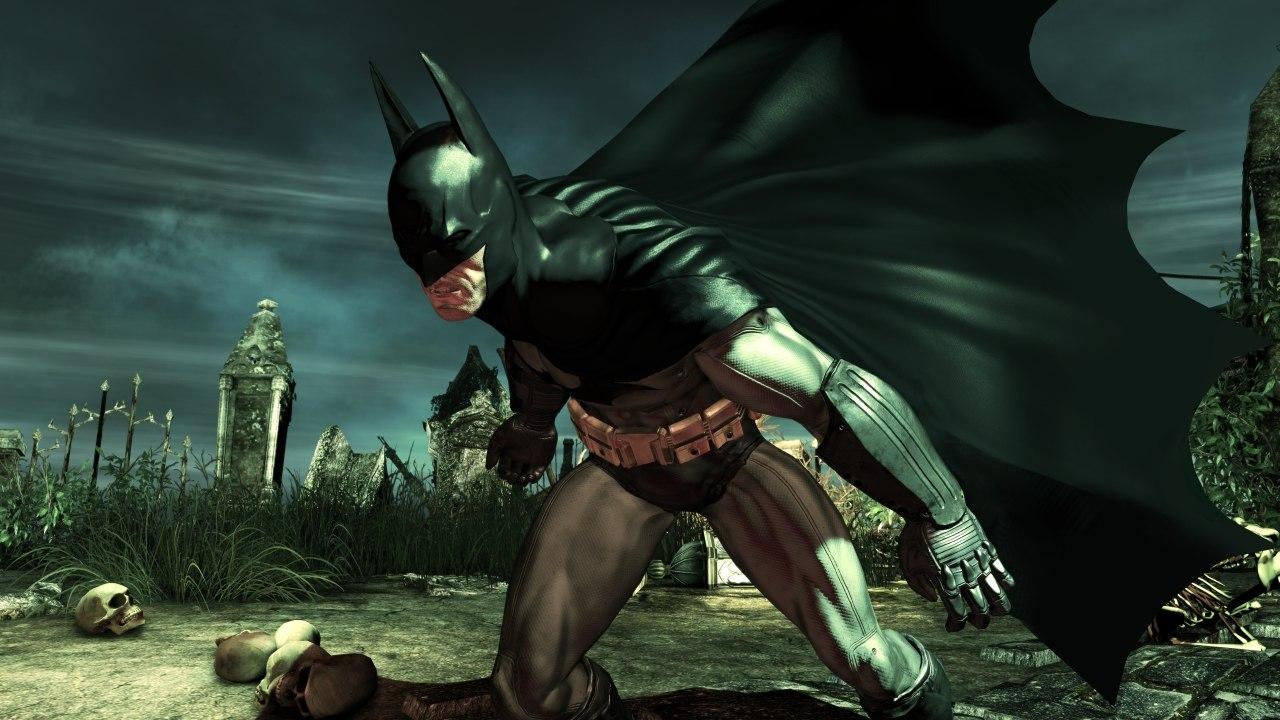 batman arkham asylum - 1280×720