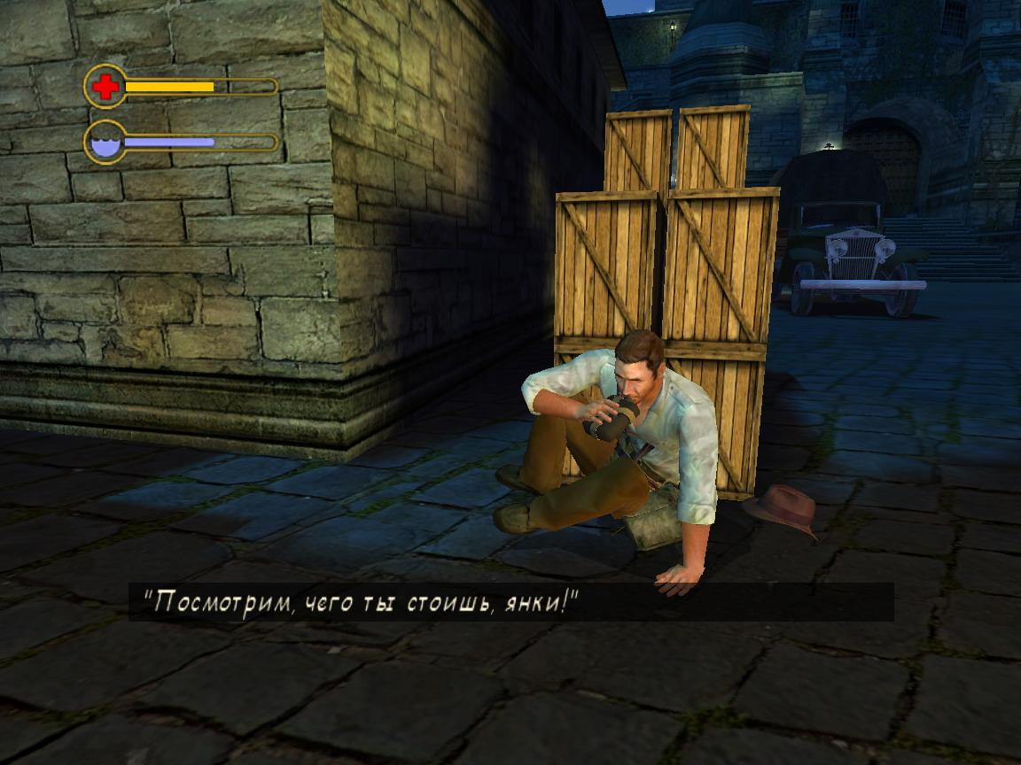 прикол - Indiana Jones and the Emperor's Tomb