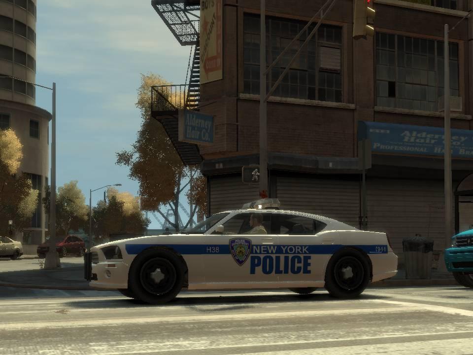Скачать Мод Gta 4 Полицейский Мод - фото 2