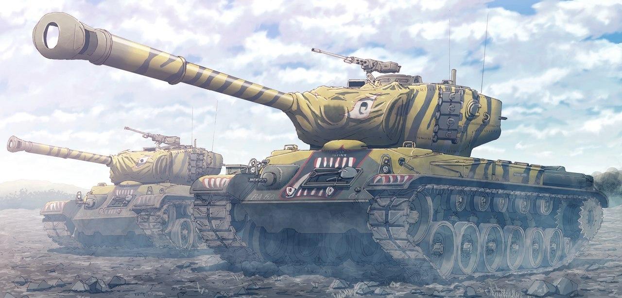 vxzu4AZ5c6g.jpg - World of Tanks