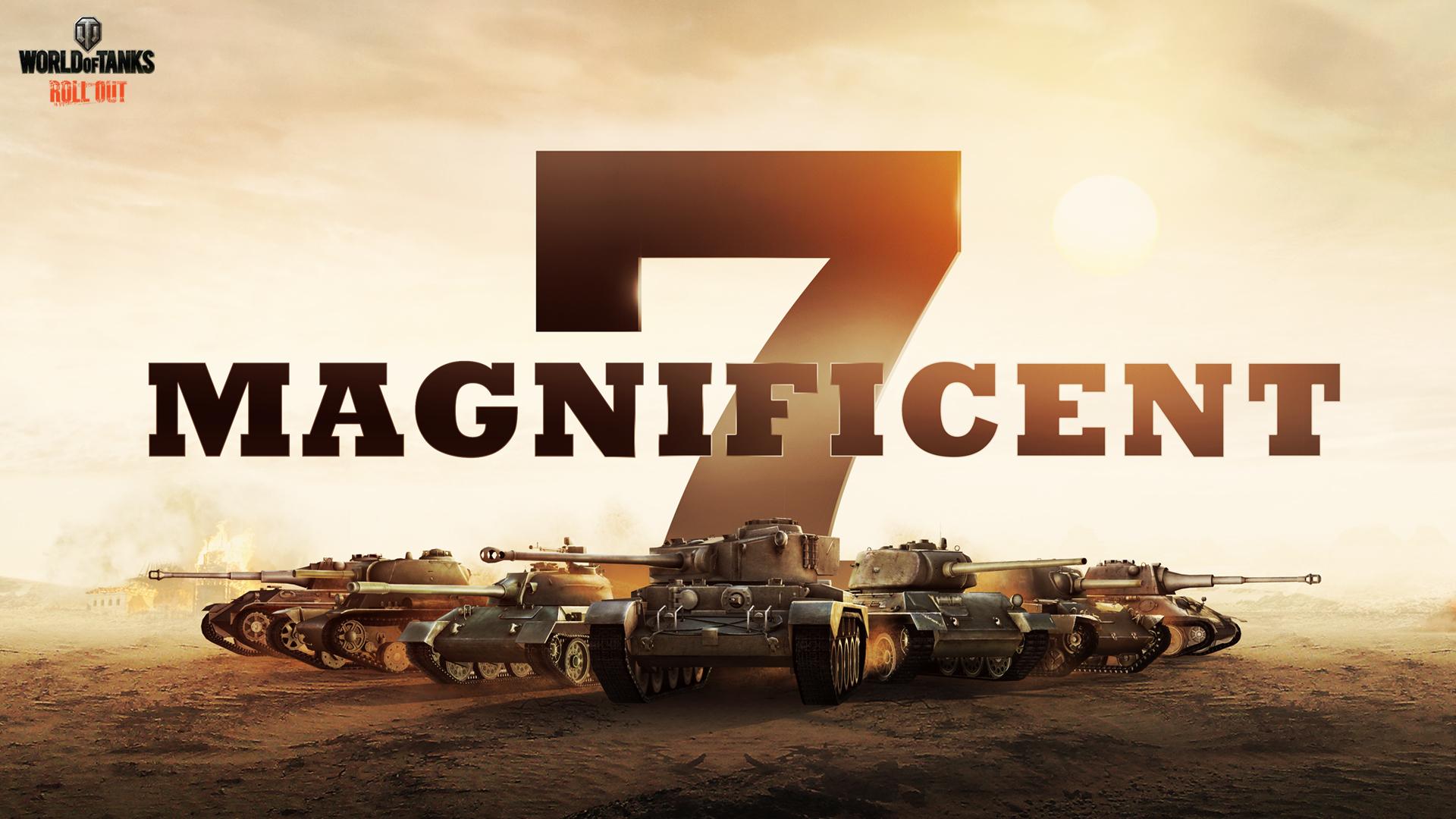 wot_mag7_wp_1920x1080.jpg - World of Tanks