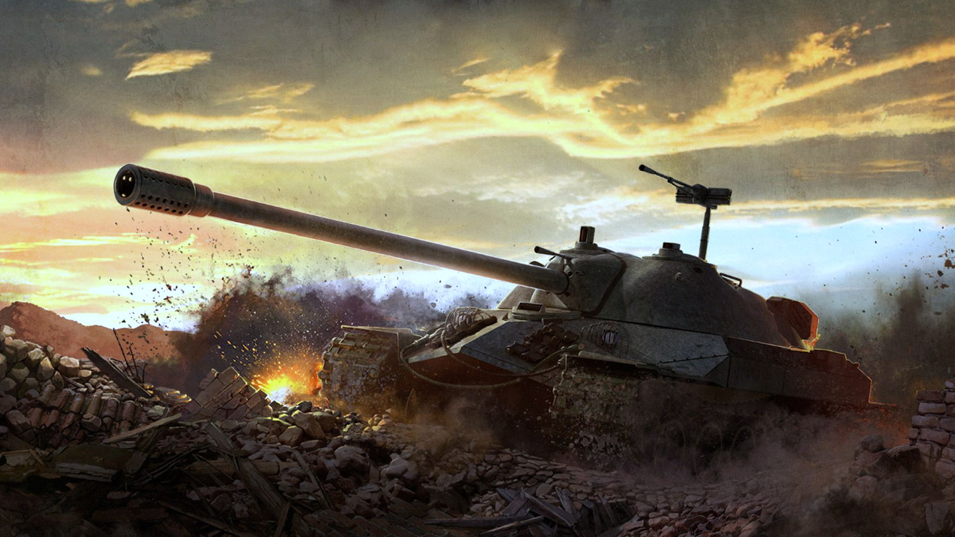 ИС-7.jpg - World of Tanks