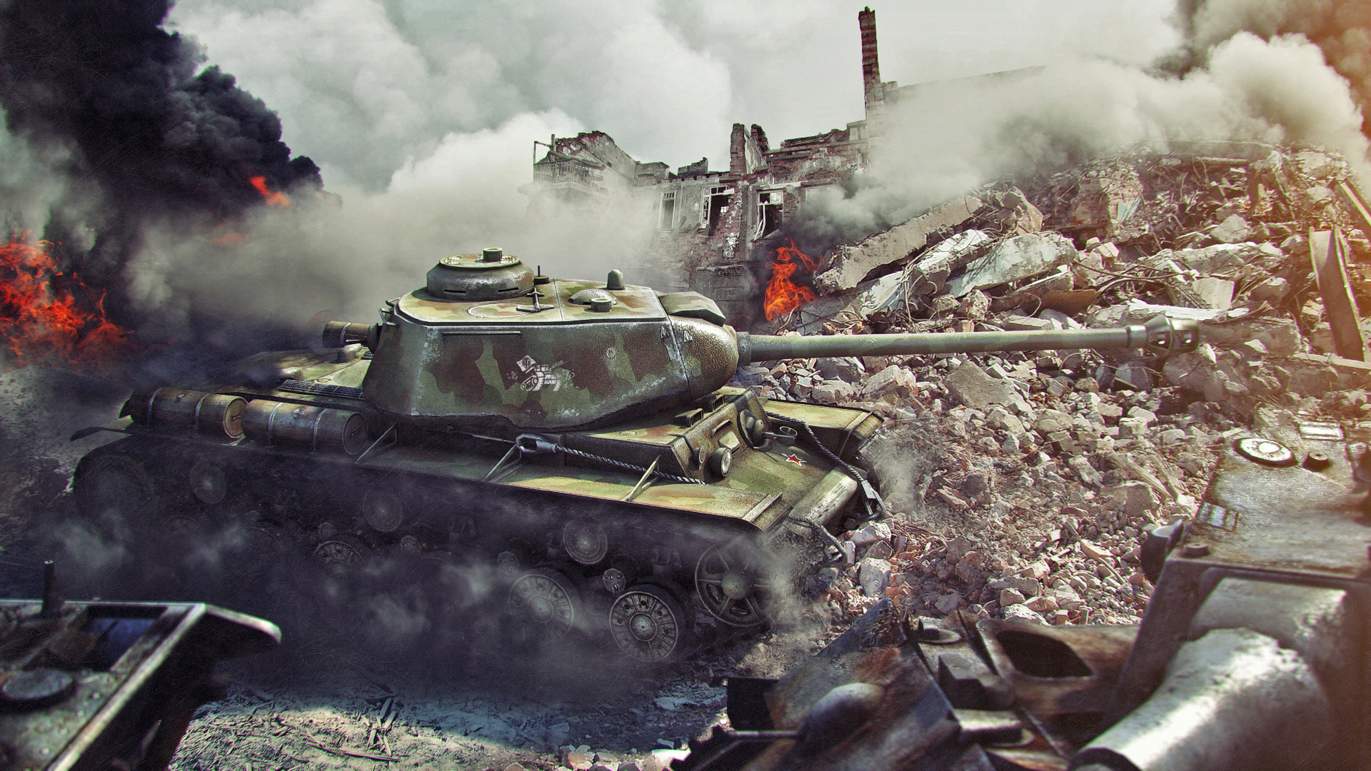 Квас.jpg - World of Tanks