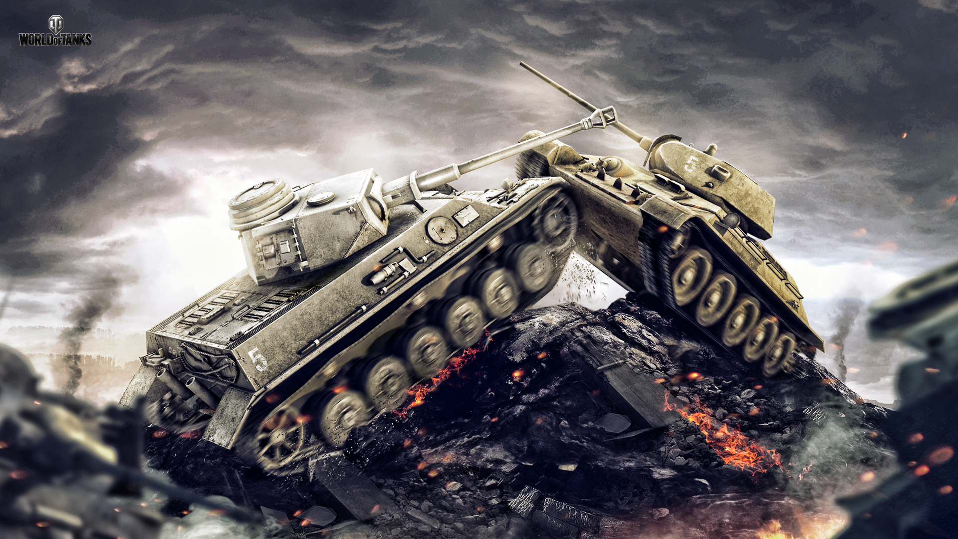 wot_highfive_wp_1920x1080.jpg - World of Tanks