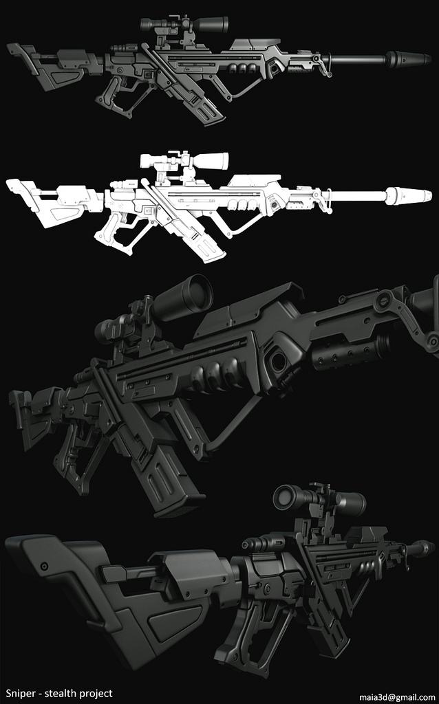 Stealth3.jpeg - - Арт, Оружие