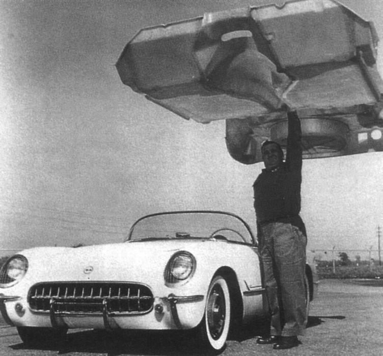 Chevrolet corvett - -