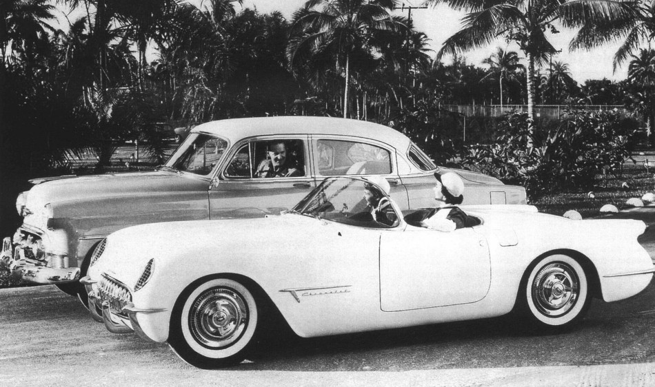 Chevrolet corvett 3 - -