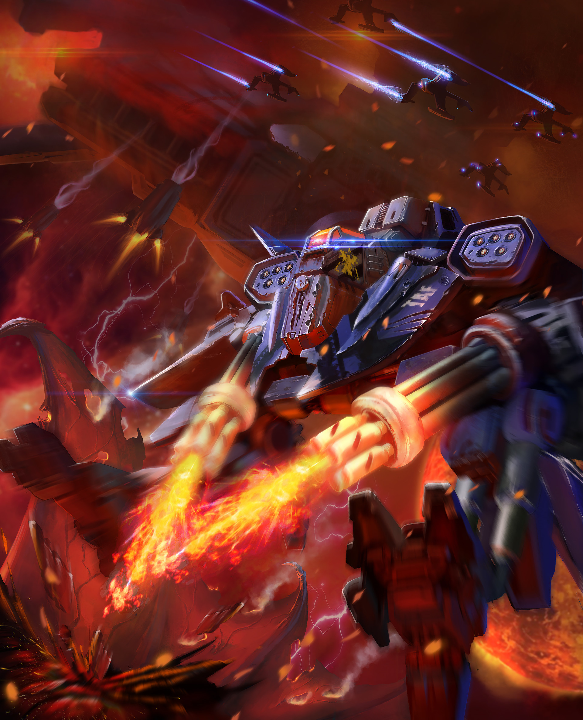 Starcraft 2 - StarCraft 2: Wings of Liberty Starcraft 2, Terran, Viking