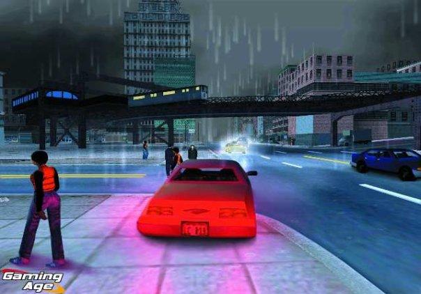 альфа 3 - Grand Theft Auto 3