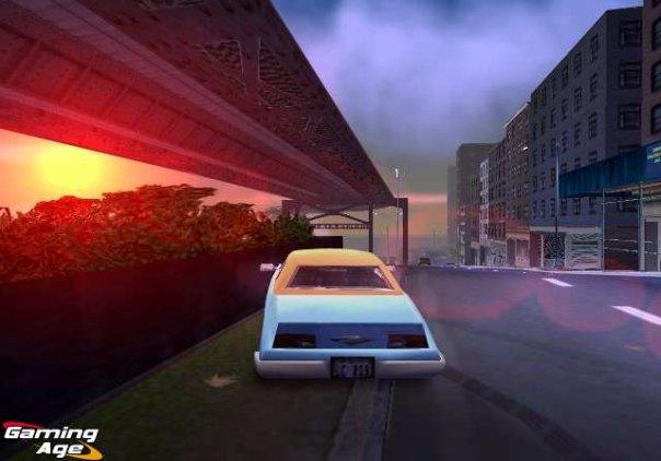 альфа 4 - Grand Theft Auto 3