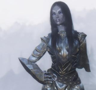 Skyrim (возможна эротика, 16+)