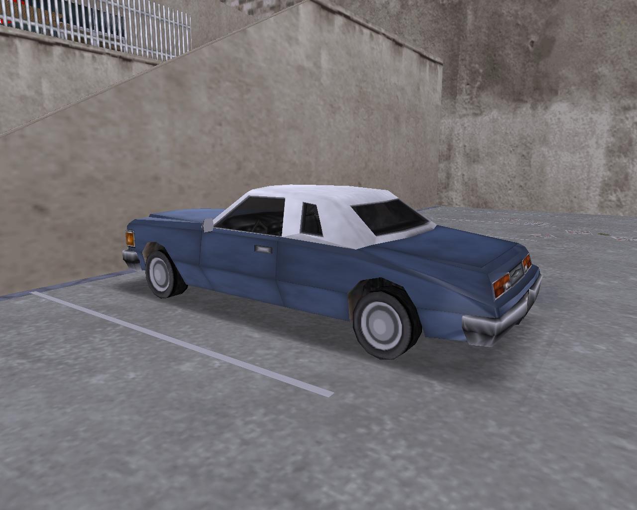 2. Idaho (PC) - Grand Theft Auto 3