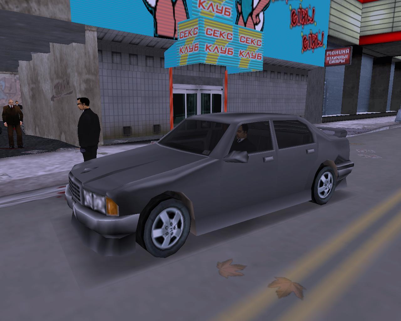 10. Mafia Sentinel (OFI) - Grand Theft Auto 3