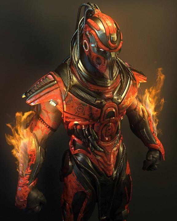 Tri-Borg Cyrax - Mortal Kombat X Cyrax, Tri-Borg, Сайракс, Триборг
