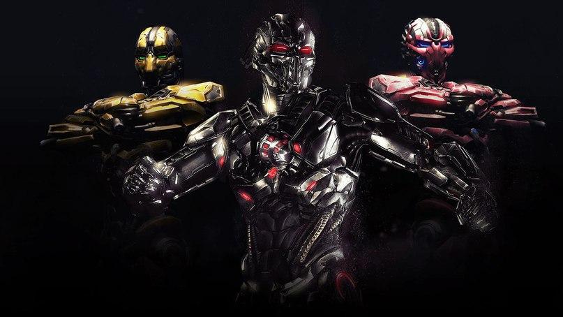 Tri-Borg - Mortal Kombat X Cyrax, Sector, Tri-Borg, Сайракс, Сектор, Смоук, Триборг