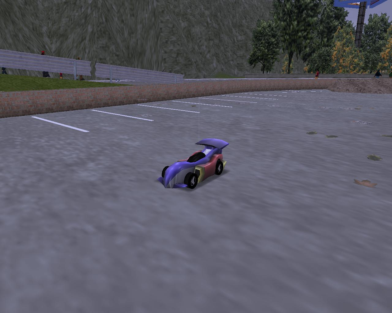 25. RC Car (RM) - Grand Theft Auto 3