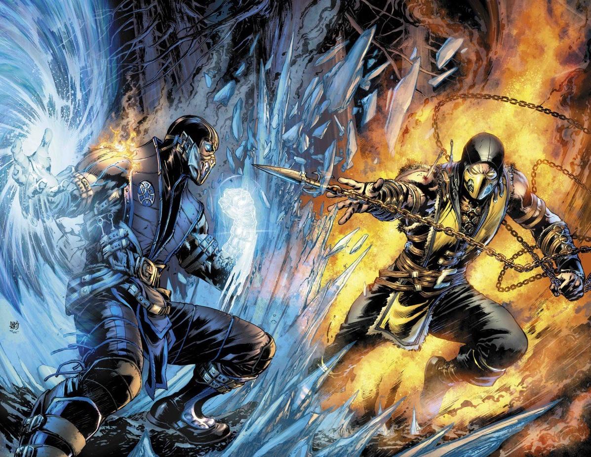 Mortal-Kombat-Игры-MKX-Sub-Zero-1592812.jpeg - Mortal Kombat X