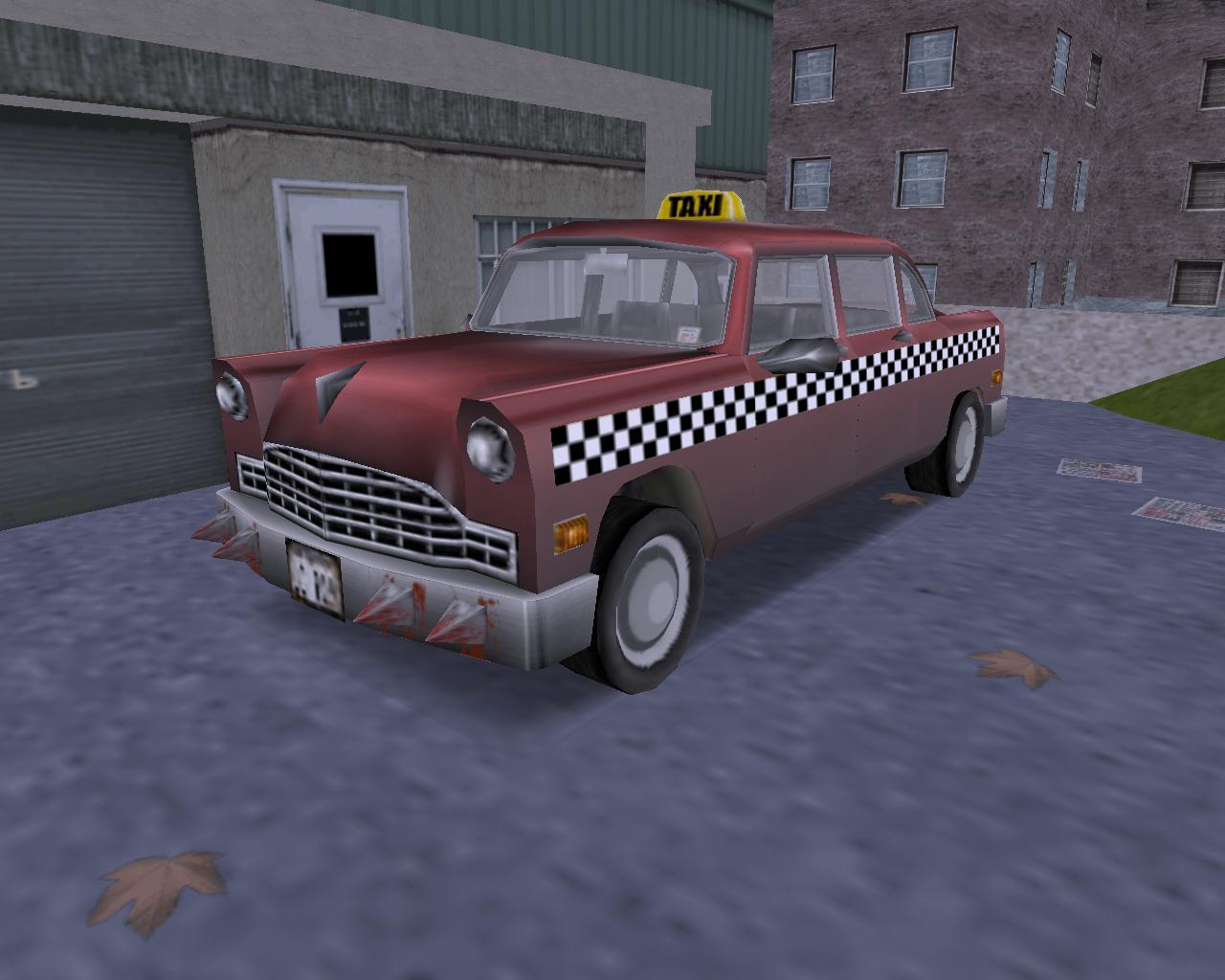 30. Borgnine (RM) - Grand Theft Auto 3
