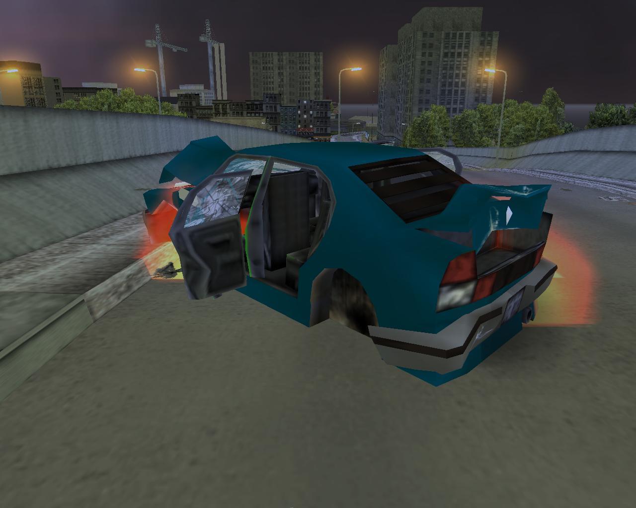 35. Mafia Sentinel (Ghost) - Grand Theft Auto 3